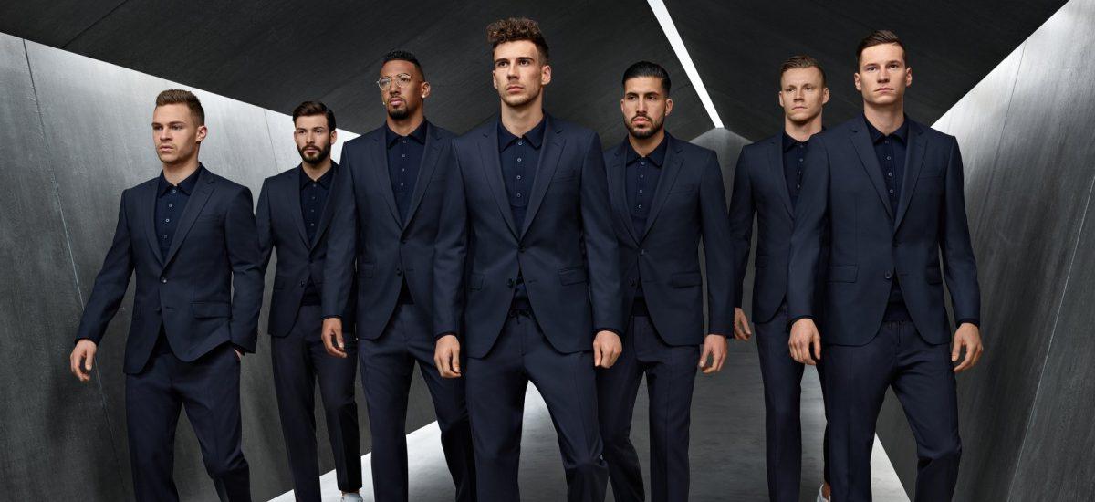 331926aebc A Hugo Boss sikerreceptje: kevesebb öltöny, több Meghan Markle