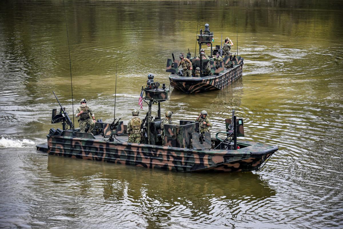 SOC-R hajók