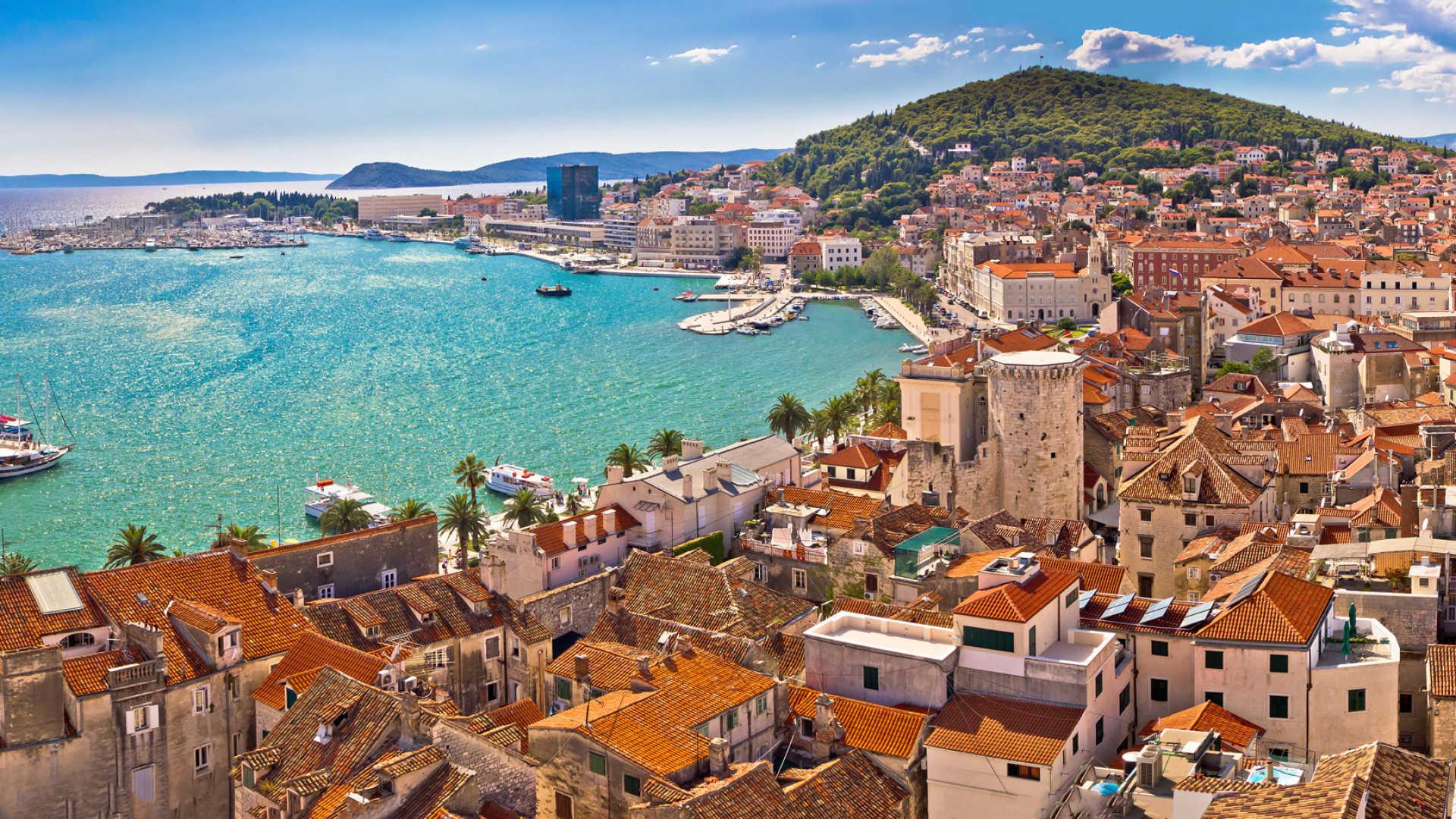Adriai Horvátország (Jadranska Hrvatska)