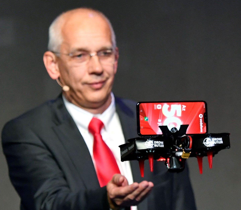 Király István Vodafone