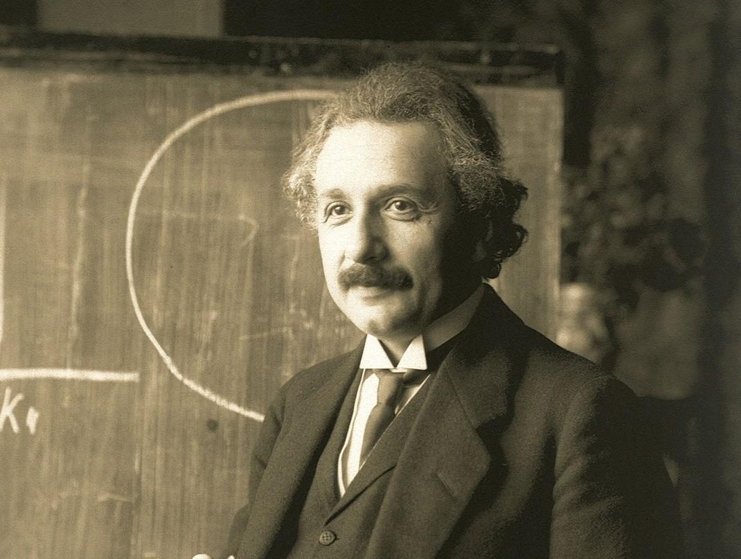 Egy vagyont fizetett valaki Einstein egy cetlijééért, amire felírta híres képletét