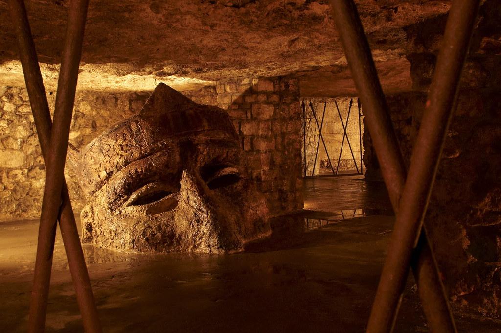 Budai vár labirintus