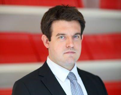 Eszterhai Viktor, a Külügyi és Külgazdasági Intézet munkatársa