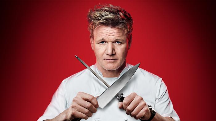 Gordon Ramsay szakács