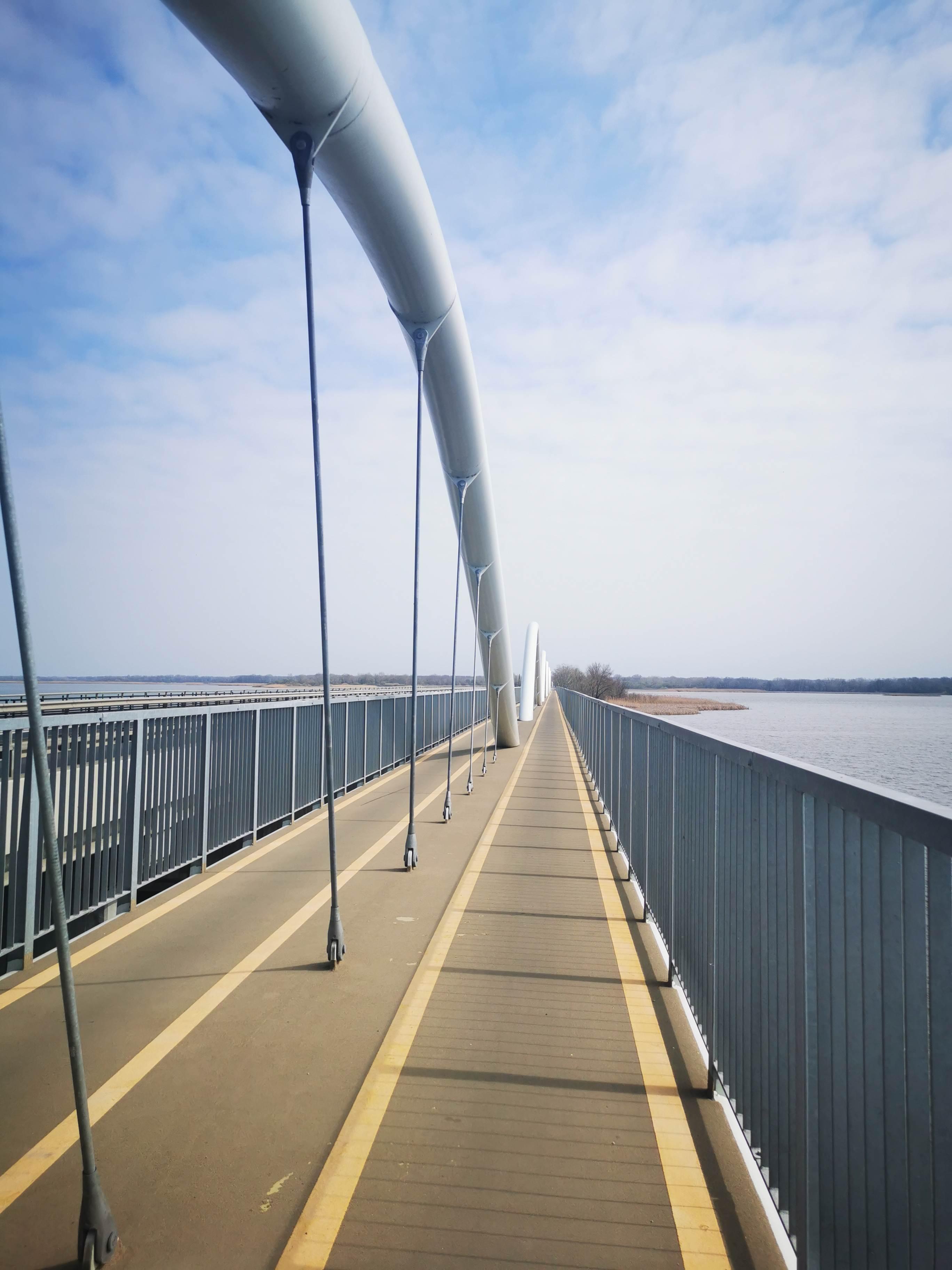 Tisza-tó biciklis híd