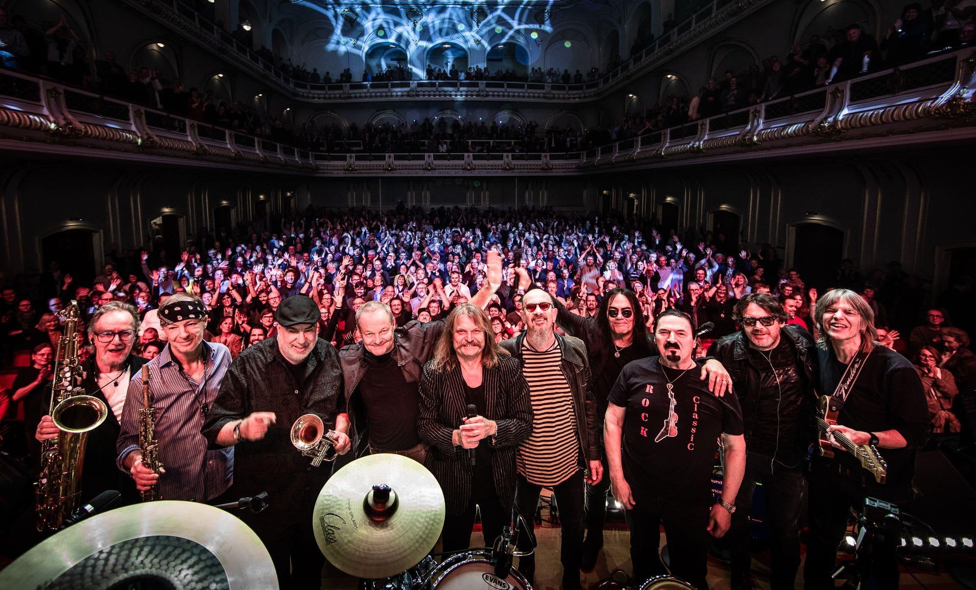 Mandoki Soulmates - Hamburg Laeiszhalle koncert