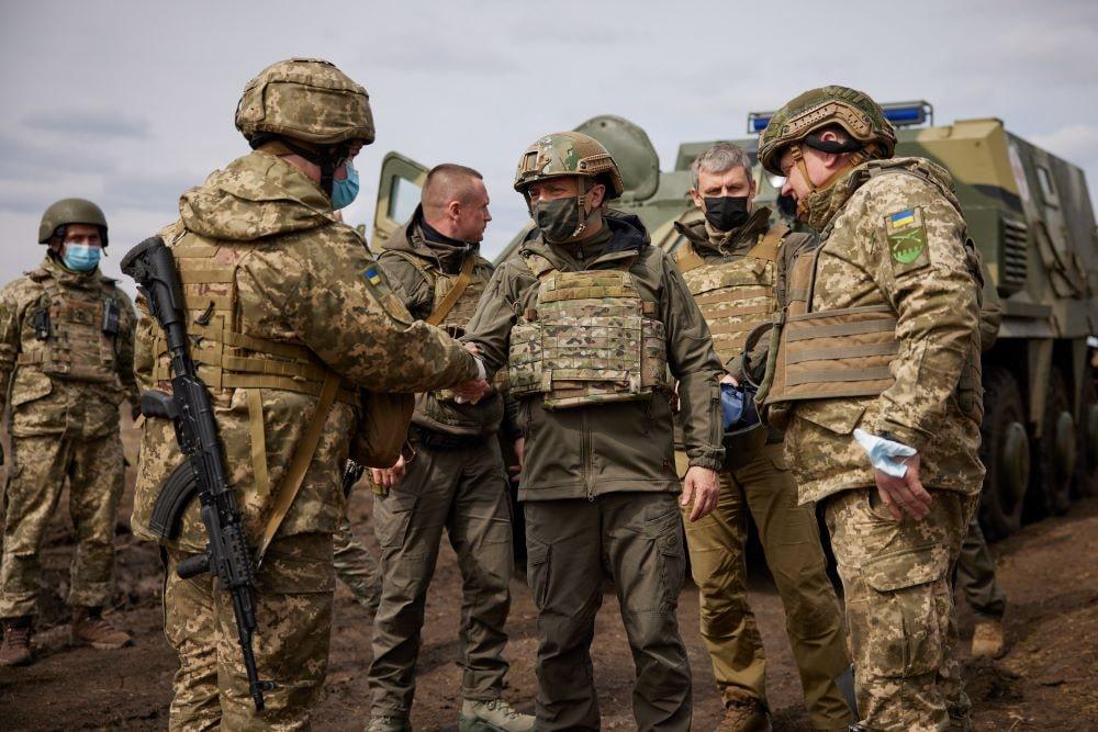 ukrán orosz háború lehet 2021-ben?