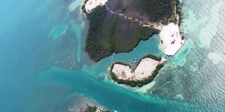 Grand Bogue Caye