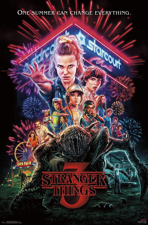 Netflix sorozatok: Stranger Things 3. évad: