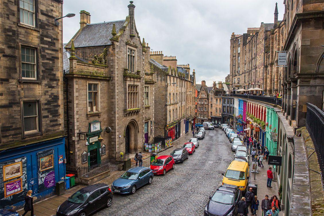 Edinburgh skót skócia nagy-britannia angol