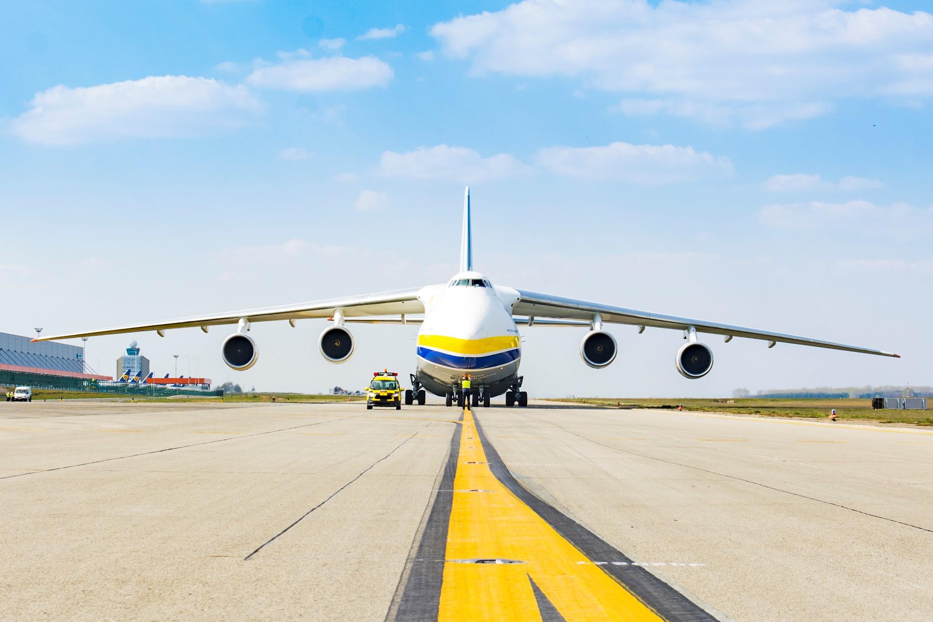 Antonov Cargo City