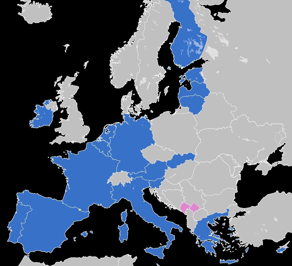 euróövezet