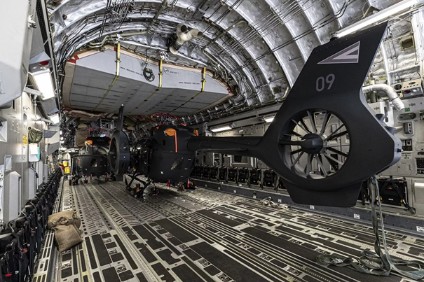 C-17 Airbus H145M helikopter 5
