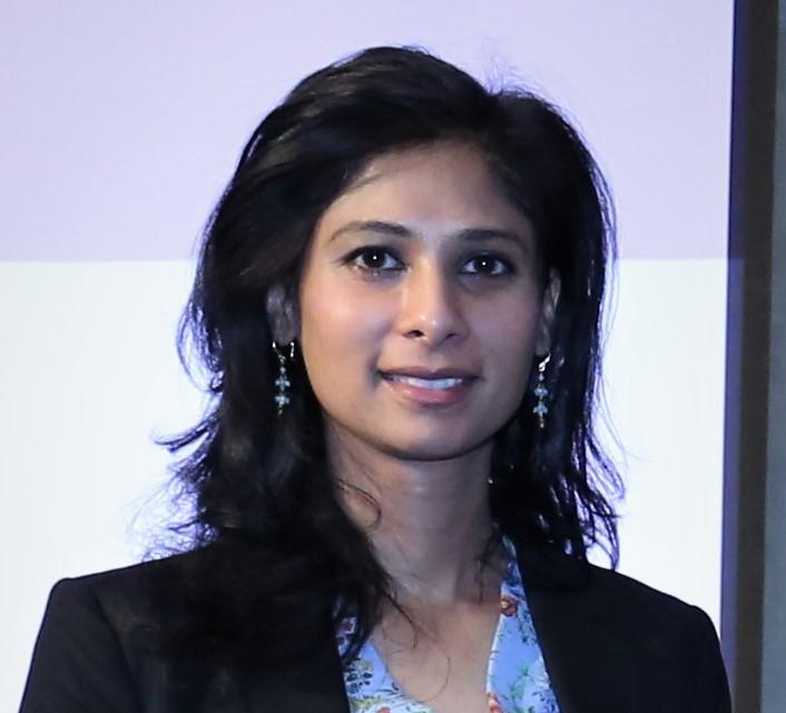 GIta Gopinaph IMF főközgazdász