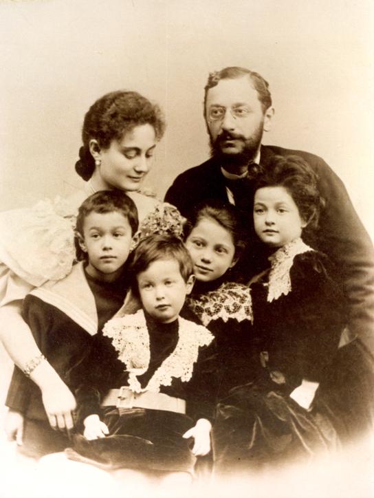 weiss család