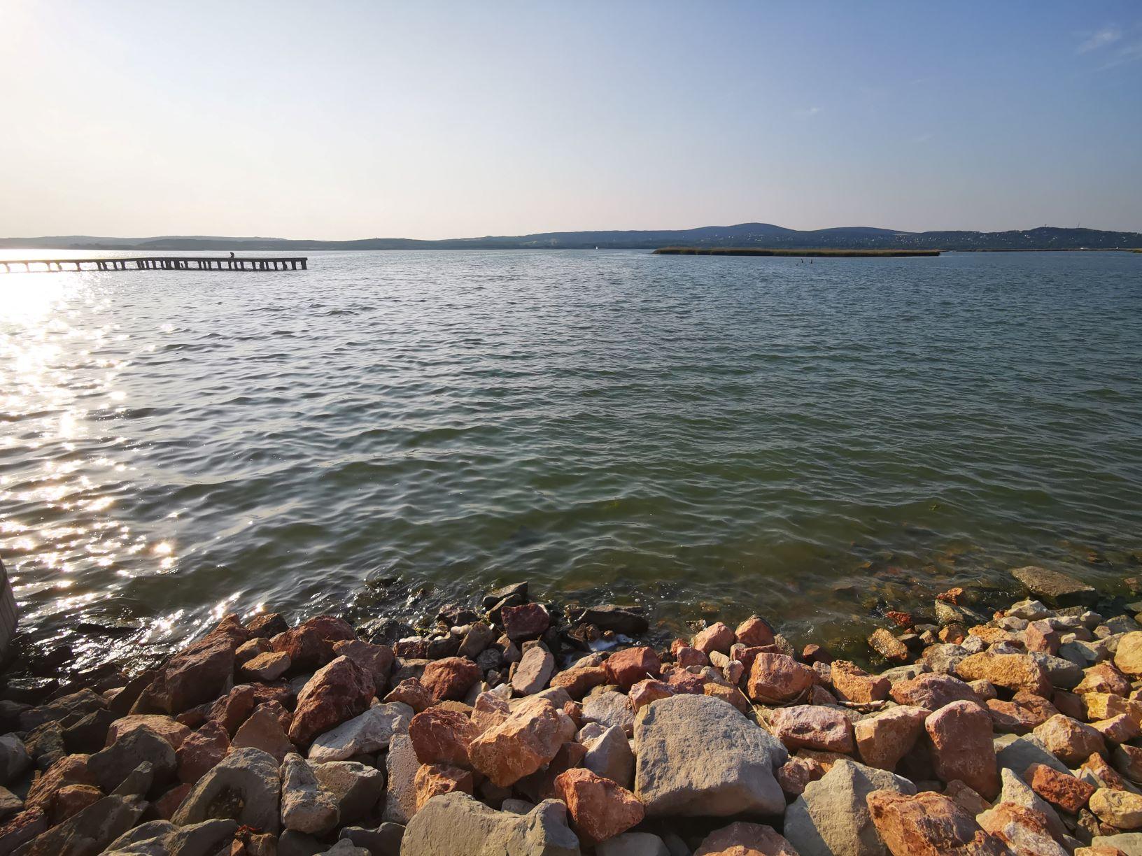 Velencei-tó: Fürdőzőket tényleg nem nagyon látni sehol