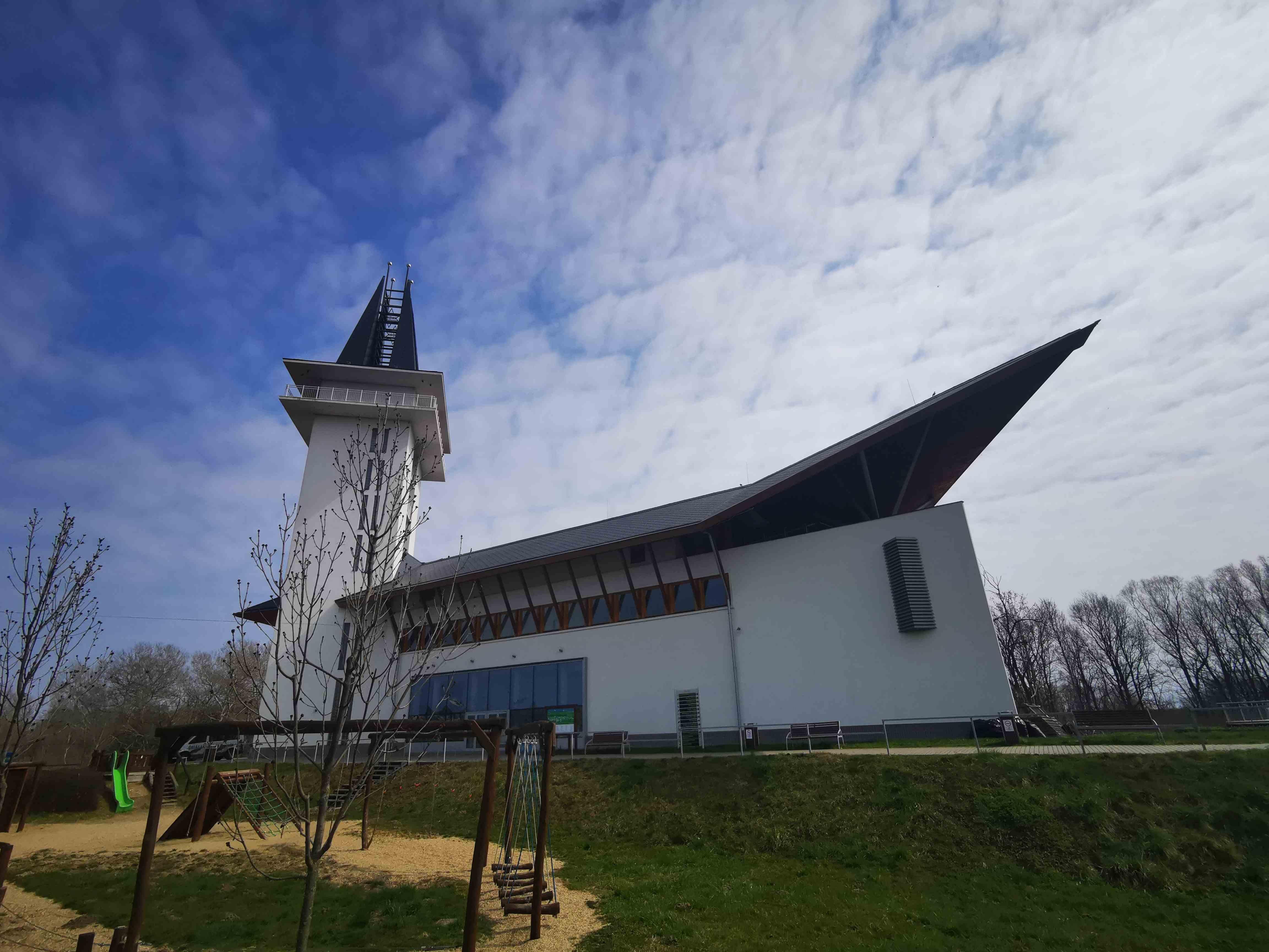 ökocentrum Tisza-tó