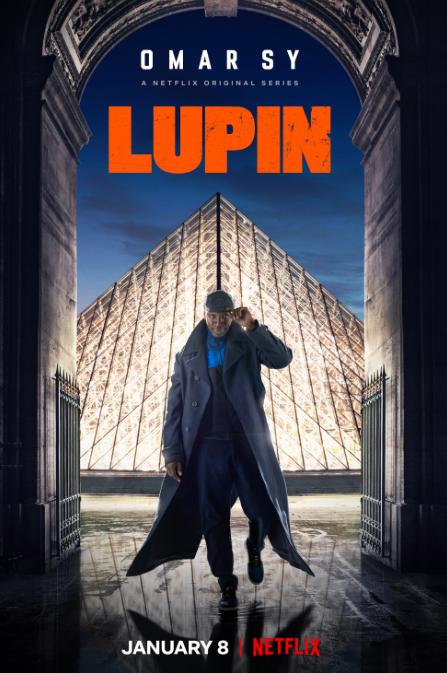 legnézettebb netflix sorozatok: Lupin