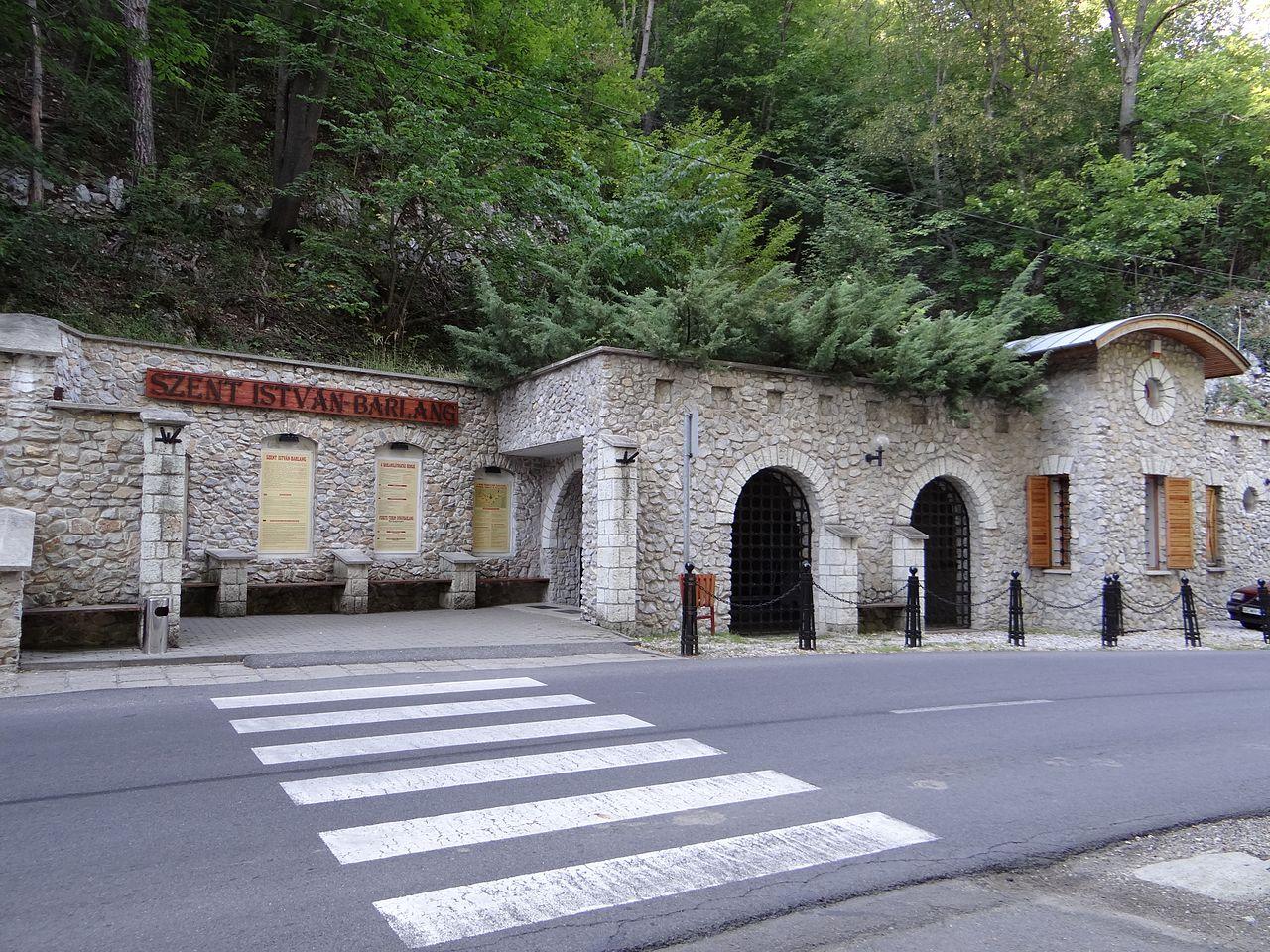 Szent István Barlang, Lillafüred