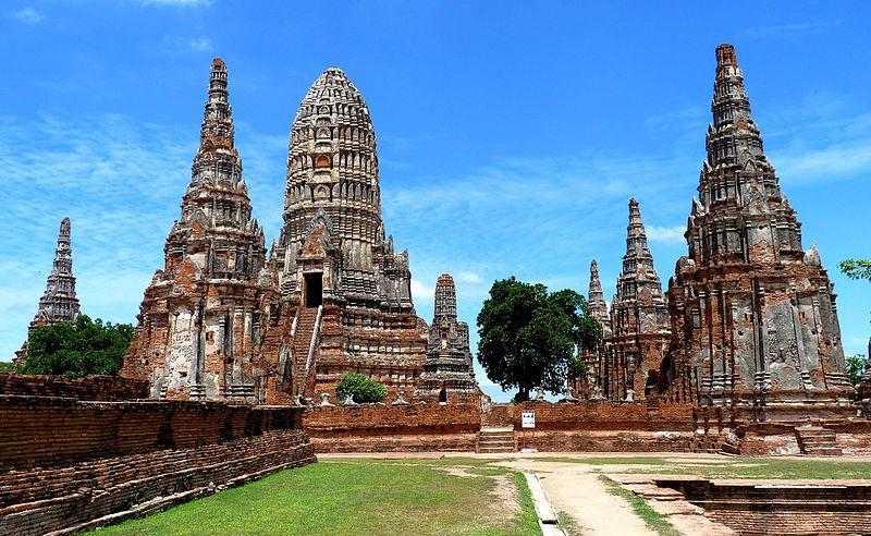 Ajutthaja, Thaiföld