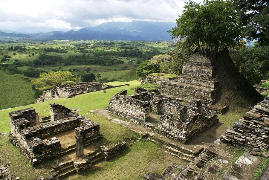 Toniná, Mexikó
