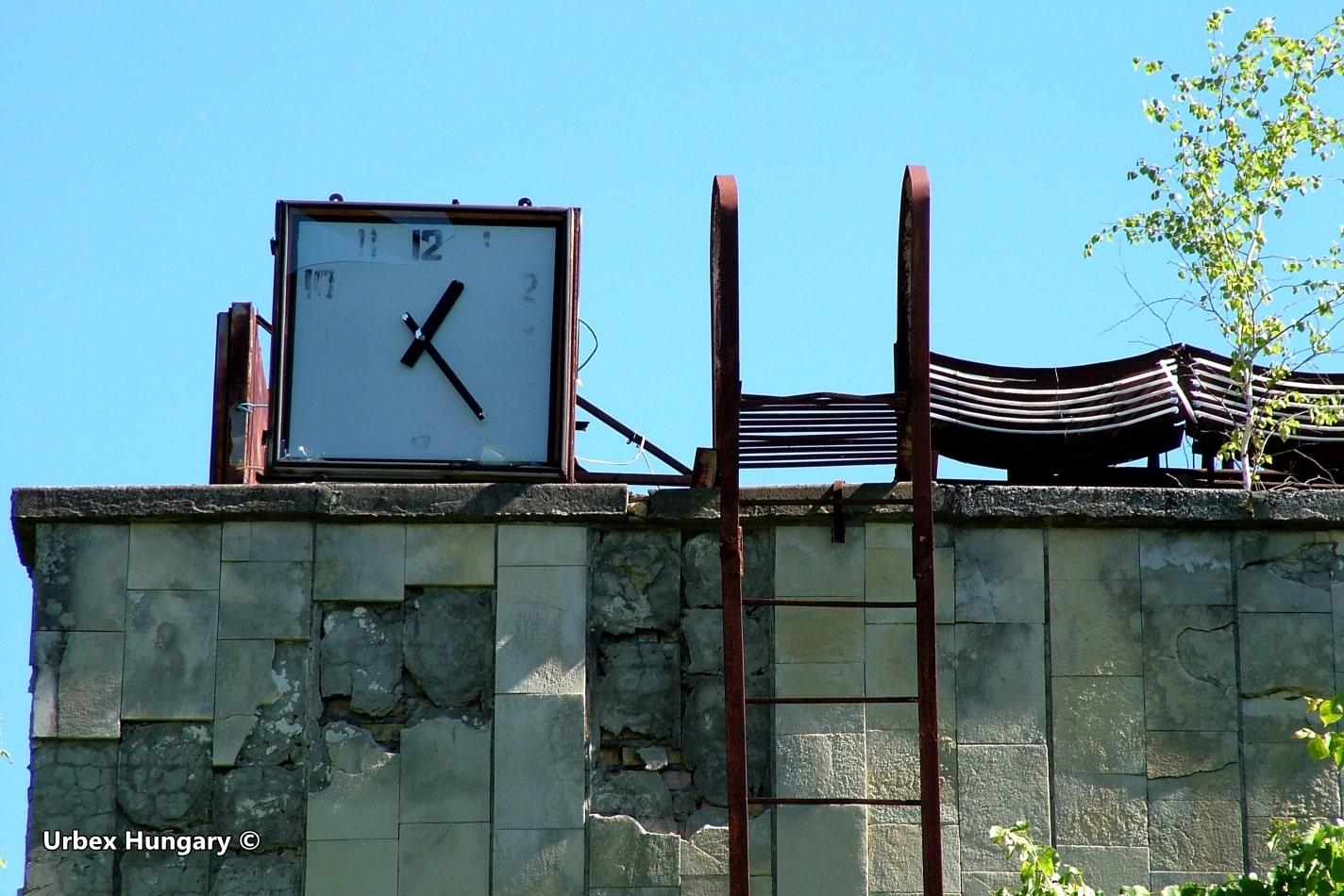 Csernobil, az idő