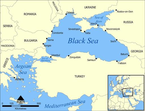 fekete tenger kaszpi tenger csatorna