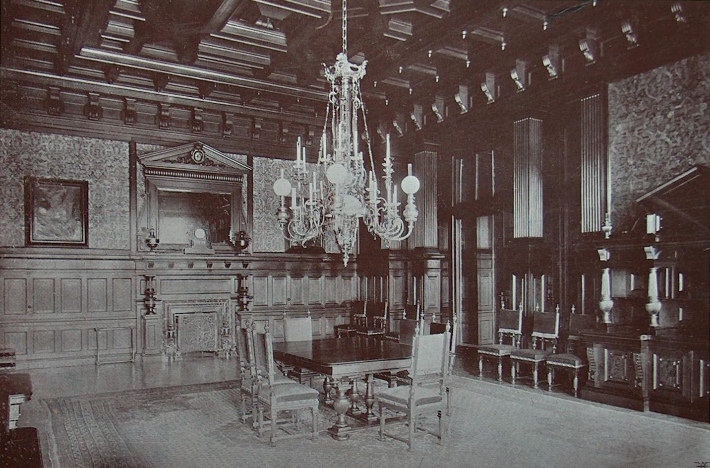 csekonics palota