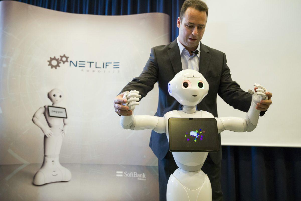 mennyibe kerül egy kereskedelmi robot egy magánbefektető számára)