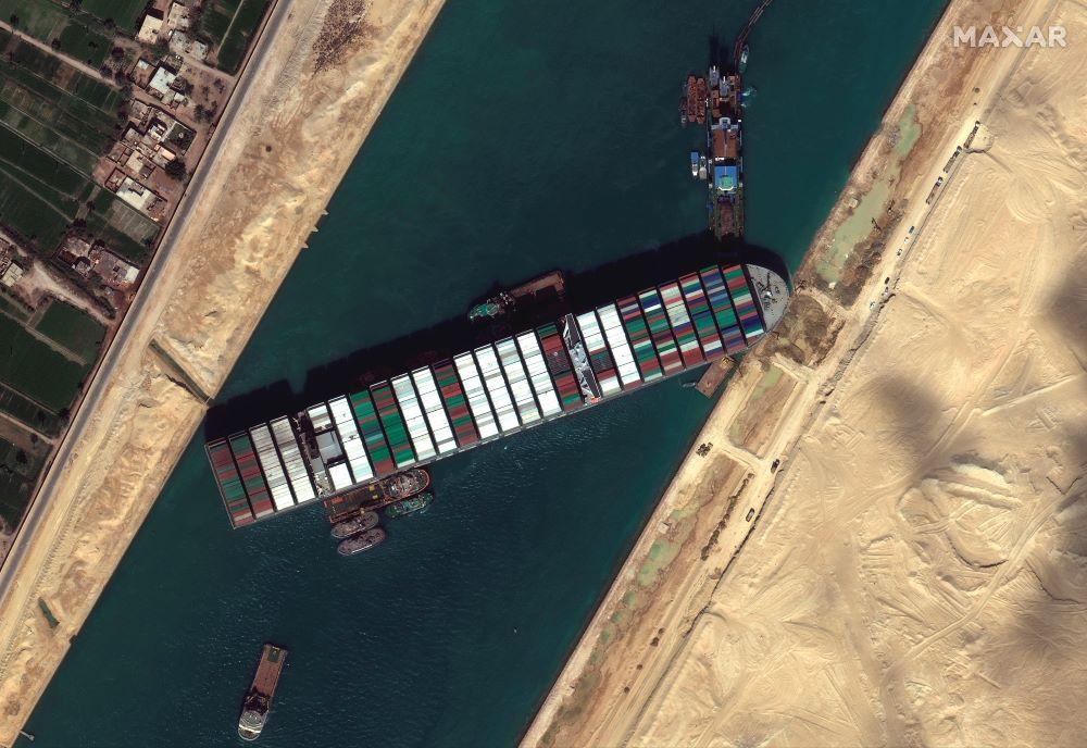 Kinőtte a világ a Szuezi-csatornát, de amikor elkészült, a csodájára jártak